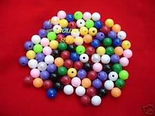 Sea Fishing Rig Beads Assorted 100 X 8mm