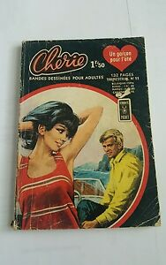 Cherie # 11 , 1968 edition aredit