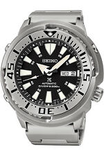 SEIKO Men's Sport,Automatic Diver,Stainless steel case and Bracelet,200Mm WR