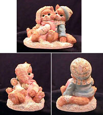 Calico Kittens - Tis The Season For Sharing - 1993 Priscilla Hillman - 628166