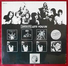 LP Immediate Lets You in SMIM 1033 Germany 1968