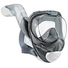 Wildhorn Outfitters Seaview 180° V2 Full Face Snorkel Mask, Medium - Sunset