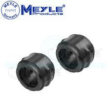 2x MEYLE (Germania) Anti Roll Bar Stabilizzatore boccole asse posteriore no: 011 010 0015
