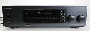 Kenwood KR-A3080 AM FM Stereo Receiver With Remote Bundle