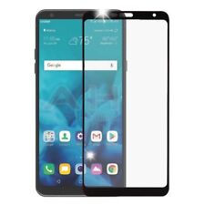 Premium 3D For LG Stylo 4 2018 Full Cover Tempered Glass Screen Protector -Black