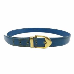 LOUIS VUITTON  R15005 belt Saint Tulle Classic Epi Leather Epi Leather