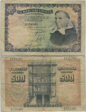 España - Billetes Estado Español- Año: 1946 - numero 00502 - BC 500 pta. 1946