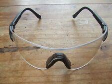 2 Pares Pichón Caza Airsoft Gafas de Seguridad Transparente & Amarillo