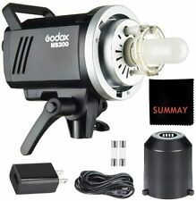 UK Godox MS300 300WS Studio Strobe Head Camera Flash Light Monolight