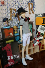 Ball Jointed Doll 1/3 Male Doll DWC01 With Eyes Free FaceUp SD17 body