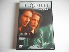 DVD - THE X FILES N° 46 SAISON 8 / 4 EPISODES 13, 14, 15, 16 - EDITIONS ATLAS