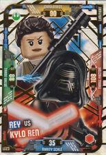 LEGO Star Wars SERIE 1 - LE23 - Rey VS Kylo Ren - Limitierte Auflage