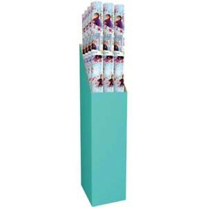 BUY 2 GET 1 FREE DISNEY FROZEN Roll Wrap Gift Wrapping Paper 2m x 69cms/CHILDREN