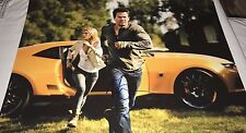 Mark Wahlberg Transformers Actor Hand Signed 11x14 Autographed Photo w/COA