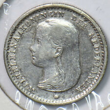 Netherlands 1892 10 Cents  291305 combine shipping
