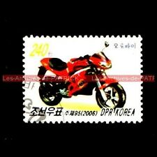 GILERA DNA 50 - Moto Timbre Poste Collection Postage Stamp Sello Stempel