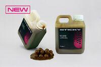 STICKY BAITS New PURE LIQUID TUNA 1Ltr - Liquid Food / Glug / Attractant - TL
