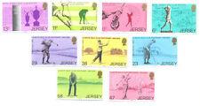 Golf-Jersey 2 sets mnh 9(1978 & 2002)
