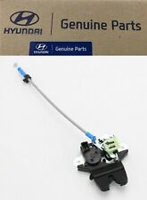 2015-2016-2017 Sonata Rear Trunk Lock Actuator Motor Tail Gate Latch Release OEM