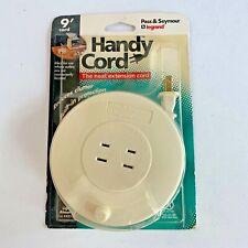 Pass & Seymour Legrand Handy Cord The Next Extension Cord NIP