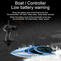 2.4G High Speed Radio Remote Control RC 45km/h Century Boat Racing R8J0 V1H M9L4