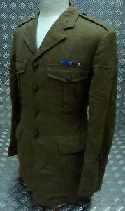 Genuine Vintage British The Rifles Army No2 Dress Jacket WO Class 2 - 182-100cm