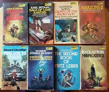 Daw Science Fiction Paperback Lot