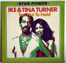 "12"" Vinyl IKE & TINA TURNER - Too Hot To Hold"
