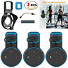 3 Pack Outlet Wall Mount Holder Cradle Stand For Amazon Echo Dot 2nd Generation