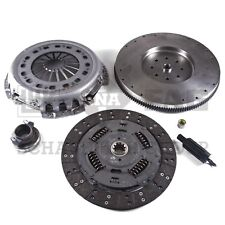 For Dodge Ram L6 TDI 6 Speed Clutch Kit Plate Organic Disc Flywheel Bearing LUK