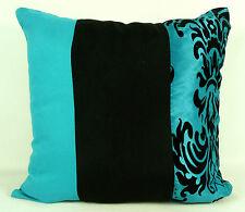 cushion cushion cover large 3 tone damask cushions red black white brown