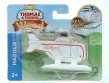 Fisher Price Thomas & Friends Real Wood Harold Helicopter 2+