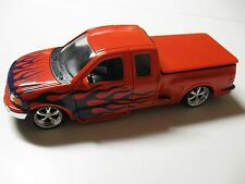 WELLY 1:24 SCALE FORD F-150 FLARESIDE SUPERCAB PICKUP TRUCK MODEL W/O BOX NEW!