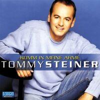 Tommy Steiner Komm in meine Arme (2002) [CD]