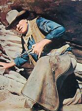 EL DORADO JOHN WAYNE IN ACTION GREAT PHOTO