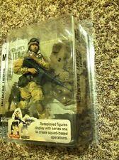 MCFARLANE'S MILITARY REDEPLOYED ARMY DESERT INFANTRY W/ M-16 Series One