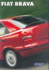 FIAT BRAVA PROSPEKT 9/95 brochure 44 pag. auto PKW opuscolo ITALIA AUTO prospetto