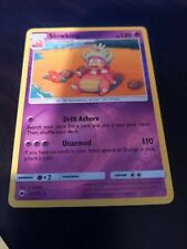 Pokemon Burning Shadows Slowking 48/147 Holo