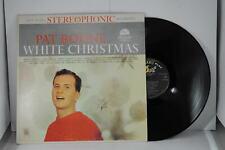 Pat Boone White Christmas Dot Records 1959 LP