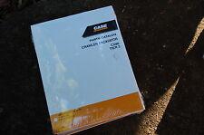 CASE CX80 TIER 3 Excavator Trackhoe Crawler Parts Manual book catalog spare 2008