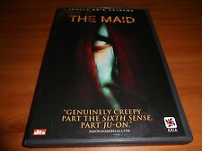 The Maid (DVD, 2006) Alessandra de Rossi Tartan Asia Extreme Used