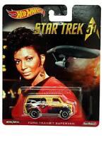 2016 Hot Wheels Pop Culture Star Trek 50th Ford Transit Supervan