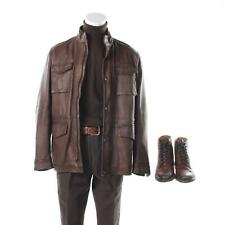 My Spy Marquez Greg Bryk Screen Worn Stunt Jacket Sweater Pants & Shoes Ch 5