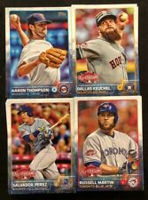 2015 Topps Update Series Baseball Cards Lot You Pick