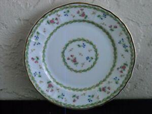 Bernardaud Limoges Artois Vert Green Bread and Butter Plate