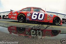 "American STOCK CAR DRIVER Mike Skinner HAND SIGNED PHOTO 12x8"" AC"