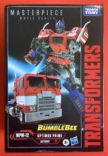Hasbro Takara Tomy Transformers Masterpiece MPM-12 Optimus Prime NISB