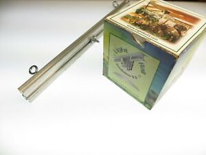 Light Rail 3.5 Kit Motor w/ Rail Grow Light Mover Genuine Solidly Made in USA