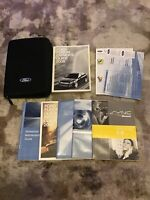 2008 Ford Fusion Owners Manual With Case And Sync Navigation OEM Free Shipping