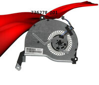 NEW CPU Cooling FAN FOR HP Pavilion Touchsmart 15-N 15N 15F 15-F Seri 736278-001